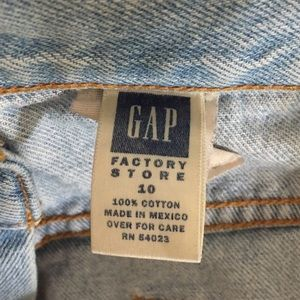 GAP Shorts - Vintage Denim Jean Shorts